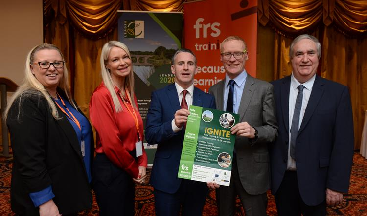 Ignite, Rural Youth Training and Progression Initiative launched in Co. Meath