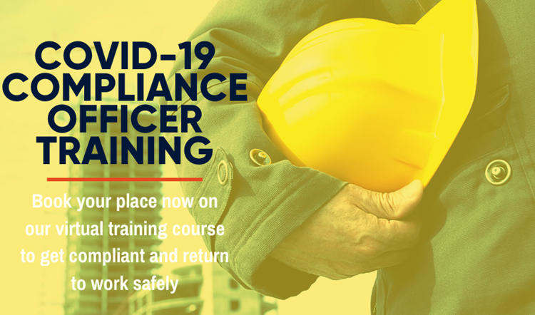 COVID - 19 COMPLIANCE OFFICER TRAINING