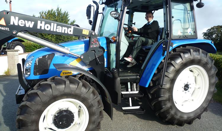 Top Ten Safe Tractor Driving Tips